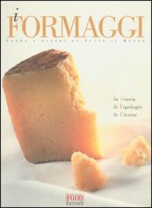 Antondemarirreguera.es I formaggi. Forme e sapori da tutto il mondo. La storia, le tipologie, le ricette Image