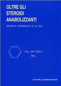 Oltre gli steroidi anabolizzanti