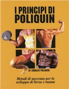 I principi di Poliquin - Charles Poliquin - copertina