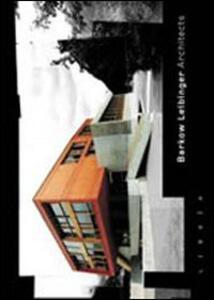 Barkow Leibinger Architects - Marcella Gallotta - copertina