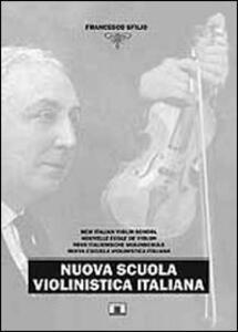 Nuova scuola violinistica italiana