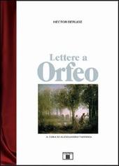 Copertina  Lettere a Orfeo