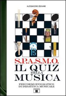 Osteriacasadimare.it S.P.A.S.M.O. Il quiz della musica. Percorso enigmatico di didattica musicale Image
