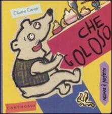 Che goloso. Rollo, un orsetto molto goloso.pdf