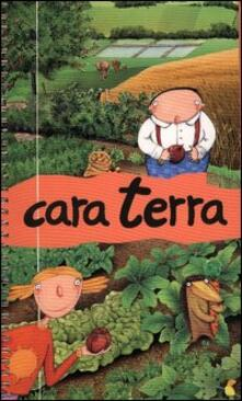 Cara terra - Emanuela Nava - copertina