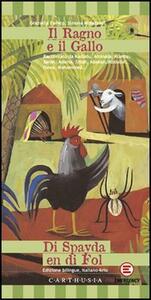 Il ragno e il gallo. Testo italiano e krio - Graziella Favaro,Simona Mulazzani - copertina