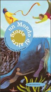 Un mondo di altre storie - Graziella Favaro - copertina
