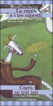 La capra e i tre capretti-Capra cu trei iezi. Una storia dalla Romania