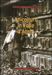 Apicoltura in Valle d'Aosta - Corrado Adamo - copertina
