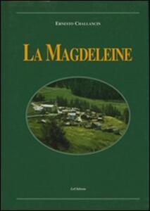 La Magdeleine - Ernesto Challancin - copertina
