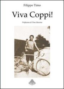 Viva Coppi! - Filippo Timo - copertina