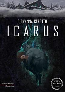 Icarus - Giovanna Repetto - copertina
