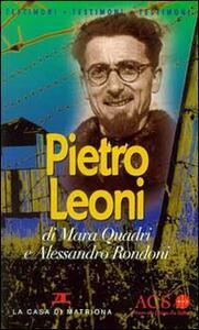 Pietro Leoni - Mara Quadri,Alessandro Rondoni - copertina