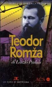 Teodor Romza - Laszlo Puskas - copertina