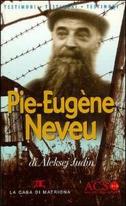 Pie-Eugène Neveu - Aleksej Judin - copertina