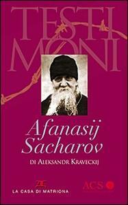 Afanasij Sacharov - Aleksandr Kraveckij - copertina