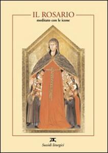 Il rosario meditato con le icone - copertina