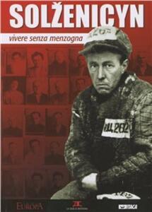 Vivere senza menzogna - Aleksandr Solzenicyn - copertina