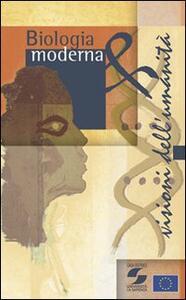Biologia moderna e visioni dell'umanità - copertina