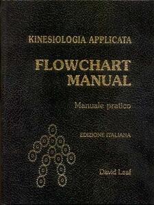 Kinesiologia applicata. Flowchart manual. Manuale pratico - David Leaf - copertina