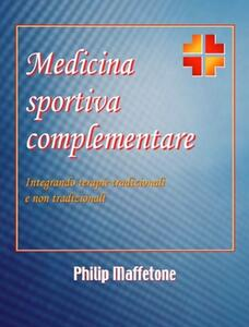 Medicina sportiva complementare - Philip Maffetone - copertina