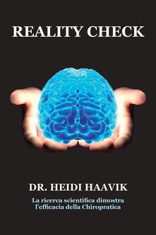 Premioquesti.it Reality check. La ricerca scientifica dimostra l'efficacia della chiropratica Image