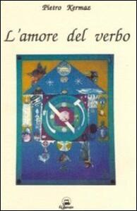 L' amore del verbo - Pietro Kermaz - copertina