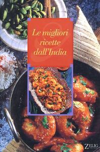 Le migliori ricette dall'India - copertina