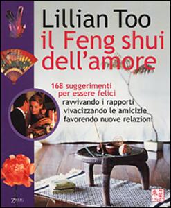Il Feng shui dell'amore - Lillian Too - copertina