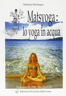 Promoartpalermo.it Matsyoga: yoga in acqua Image