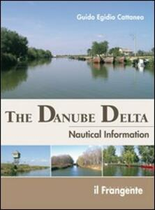 The Danube Delta. Nautical information