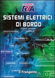 Sistemi elettrici di bordo - Andrew Simpson - copertina