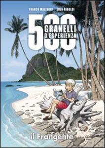 500 granelli d'esperienza - Franco Malingri,Enea Riboldi - copertina