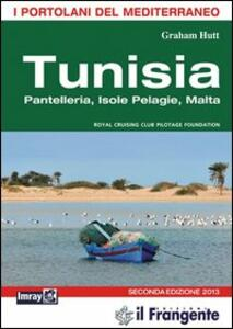 Tunisia Pantelleria, isole Pelagie, Malta - Graham Hutt - copertina