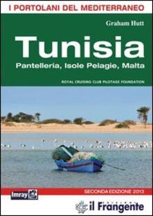 Tunisia Pantelleria, isole Pelagie, Malta. Portolano del Mediterraneo.pdf