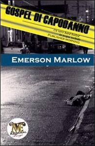 Gospel di capodanno - Emerson Marlow - copertina