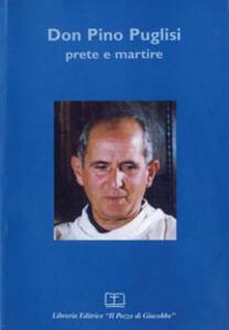 Don Pino Puglisi. Prete e martire. Atti del Convegno - copertina