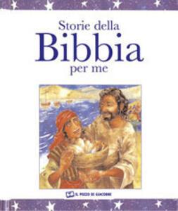 Storie della Bibbia per me - Lois Rock,Carolyn Cox - copertina