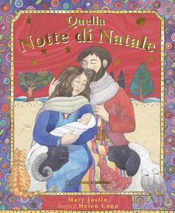Quella notte di Natale - Mary Joslin - copertina
