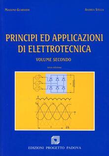 Tegliowinterrun.it Principi ed applicazioni di elettrotecnica. Vol. 2 Image