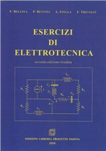 Esercizi di elettrotecnica - Fabrizio Bellina - copertina