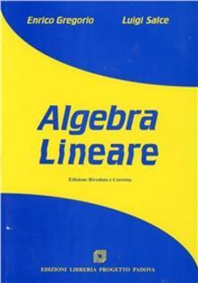 Winniearcher.com Algebra lineare Image