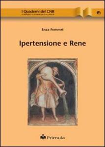Ipertensione e rene - Enza Fommei - copertina