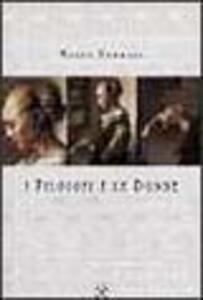 I filosofi e le donne - Wanda Tommasi - copertina
