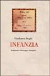 Infanzia - Gianfranco Draghi - copertina
