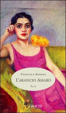 L' arancio amaro - Francesca Sassano - copertina