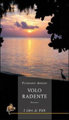 Volo radente - Floriano Ansani - copertina
