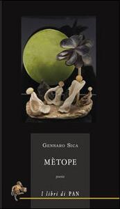 Mètope - Gennaro Sica - copertina