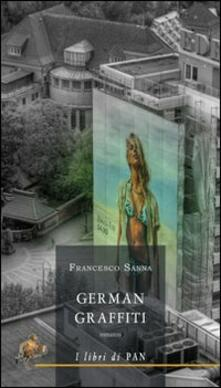 German graffiti - Francesco Sanna - copertina