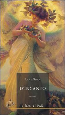 D'incanto - Lara Swan - copertina